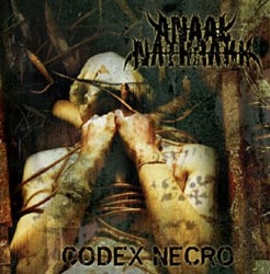 ANAAL NATHRAKH – THE CODEX NECRO