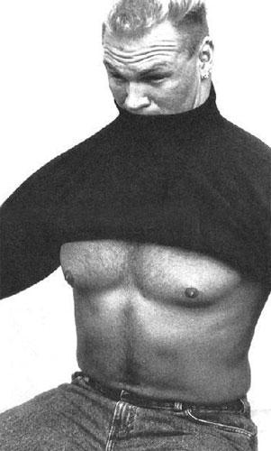 Bosworth naked Brian