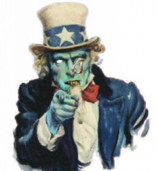 UNCLE SAM WANTS YOU TO KILL