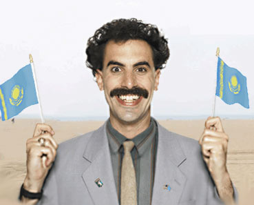 borat review Tiff 2006 review: who'd have thought that cultural learnings could be so hilarious.