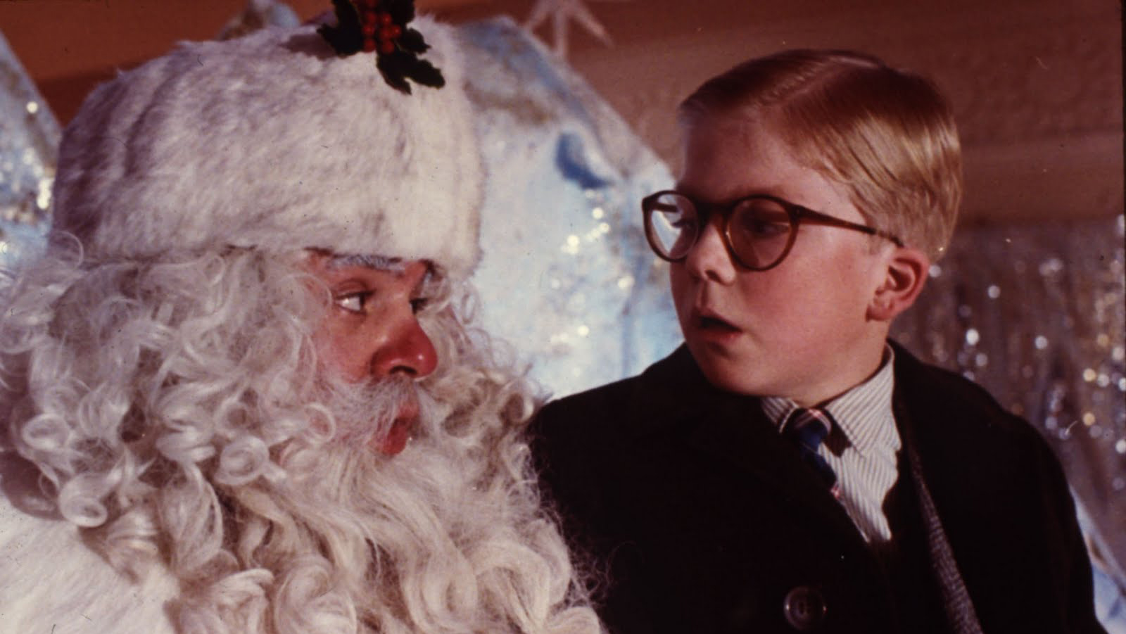 A christmas st   A Christmas Story Gif Fight