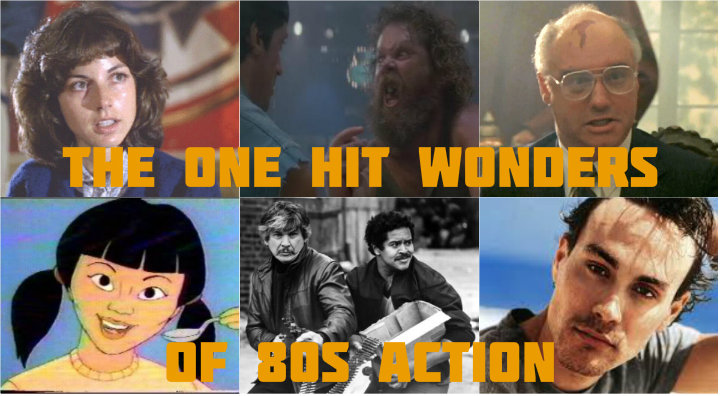 one hit wonders of 80s action ruthless guide to 80s action