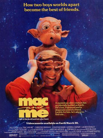 MAC AND ME - Ruthless Reviews