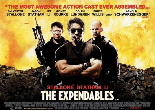 the Expendables88