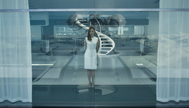 oblivion stars woman dna clone image still