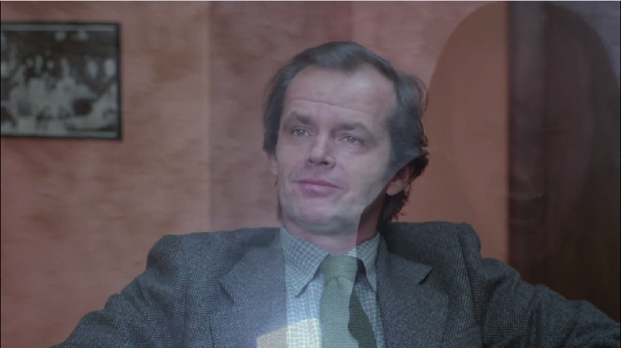 Room 237 the shining overlapping images kubrick jack nicholson