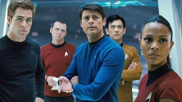 star trek into darkness new jj abrams kirk spok new cast movie 2013