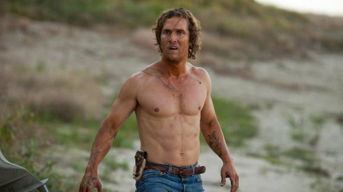 mud matthew mcconaughey shirtless no shirt movie still screen cap sexy