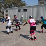 TALKIN' ROLLER DERBY