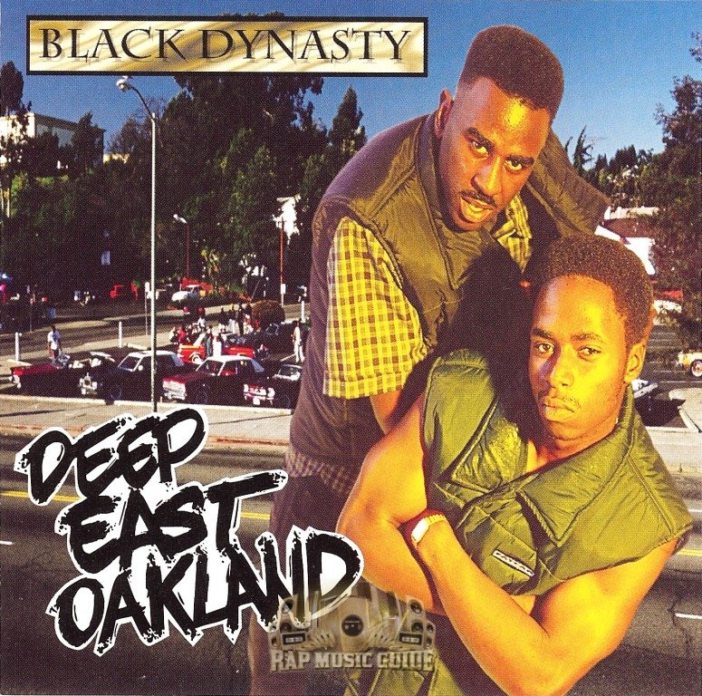 east oakland rap hip hop 10 most ridiculous album covers deep black dynasty