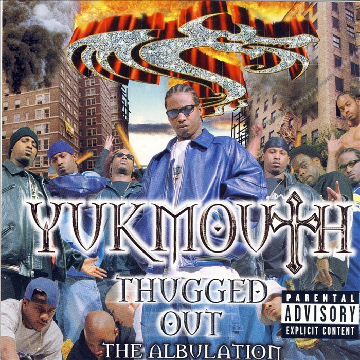 yuckmouth yukmouth ridiculous album covers thugged out east oakland hip hop 90s rap
