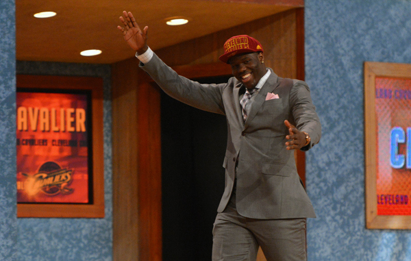 Anthony Bennett number one overall pick 2013 NBA draft UNLV breakdown funny