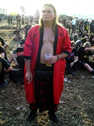 TOP 10 MOST RIDICULOUS WACKEN PICS  2007