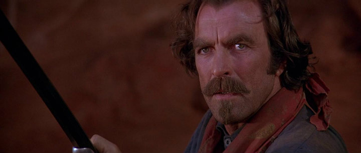 quigly down under selleck close up face handsome cowboy western movie australia