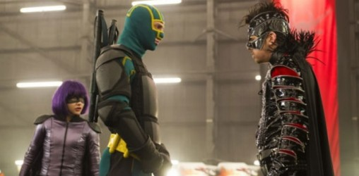 It's the Green Gimp Ranger vs. the Black Gimp Ranger in a felch-off!