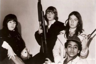 1974 Junior NRA Champion Shooters. Just kidding. They wouldn't allow blacks in the NRA in 1974!