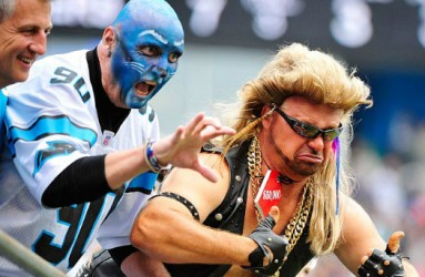 nfl funny cray panthers fans panters football sunday