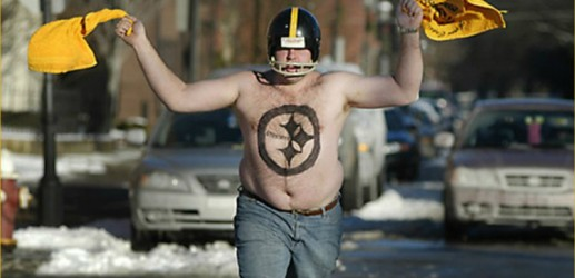 nfl steelers pitsberg funny preview crazy fans snow shirltess