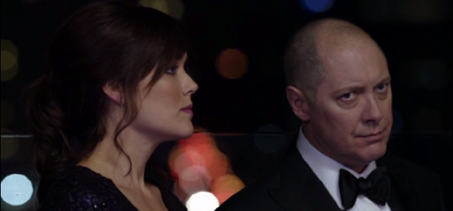 the blacilist show tv megan boon boone james spader stars the blacklist television review