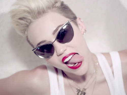 miley ray cyrus lips sexy hot lipstick shades sunglasses hair pretty image