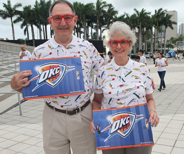 nba thunder fans old white funny lame basketball joke image