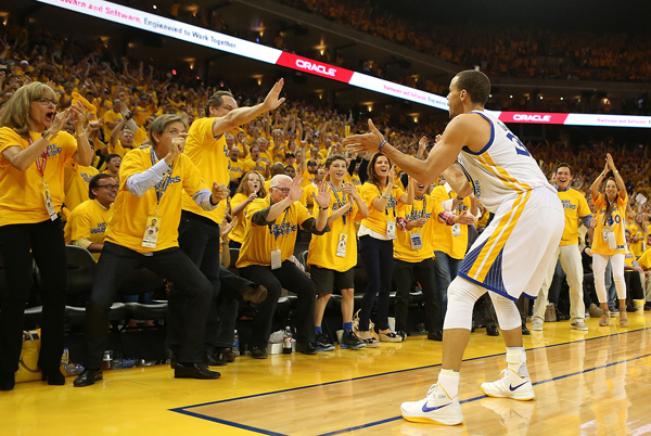 ruthless nba picks warriors fans cool steph curry