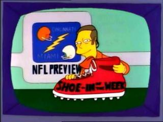 nfl gambling picks sports betting odds shoe in of the week simpsons image capture still funny