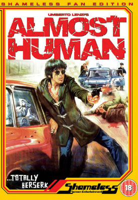 70s almost human Poliziotteschi movie poster dvd shameless funny cover poster imager reviews Poliziotteschi