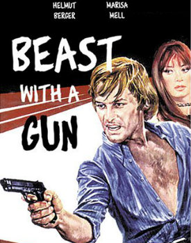 beast with a gun 70s italian poster sleaze funny reviews image