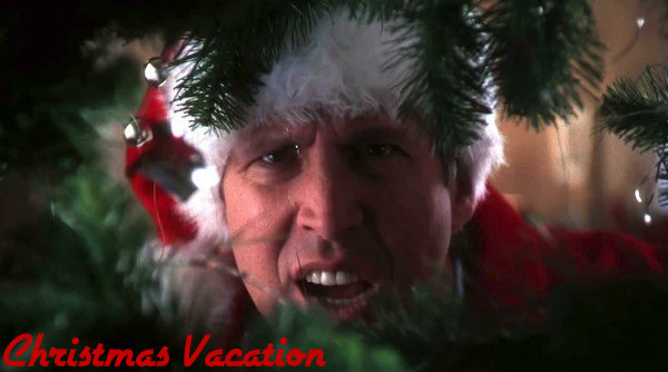 christmas vacation movie banner ad poster