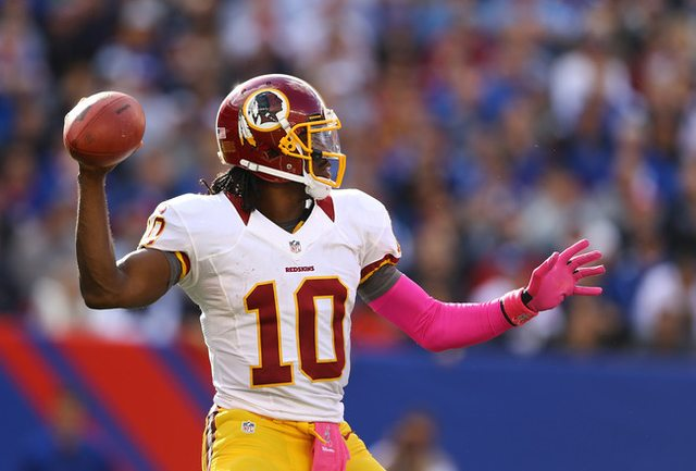 rgiii rg3 pink breast cancer awareness lame gay stupid funny