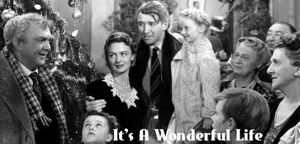 it's a wonderful life christmas movie reviews bad negative jimmy stewart