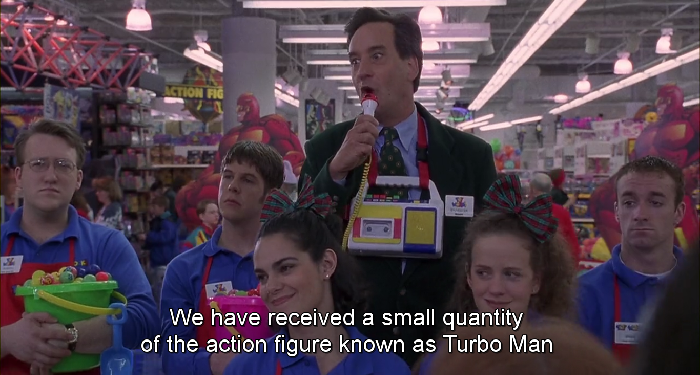 jingle all the way clerks funny screen graps caps