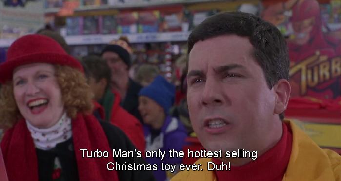 jingle all the way chris parnell clerk movie film