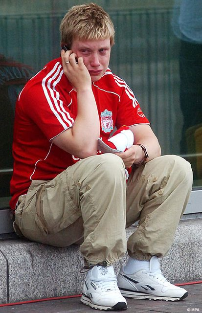 movember crying weeping liverpool fan funny scauser dipper