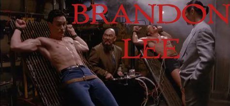 Brandon Lee Showdown in little tokyo gay 80s action movies film
