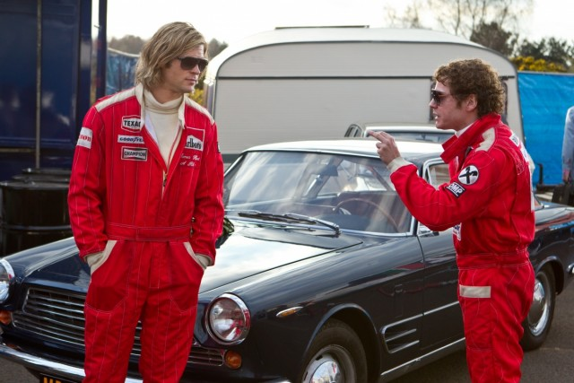rush argument stars movie review film rush review