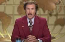 Anchorman 2: The Legend of Ron Burgundy