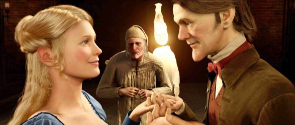 A Christmas Carol 2009 Ruthless Reviews