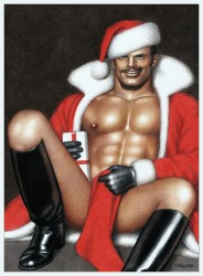 christmas tom of finland