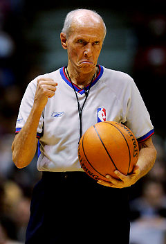 nba ref dick boveta funny rich nba cares