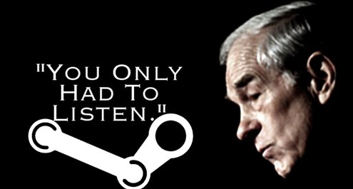 ron paul joke meme video games in 2014
