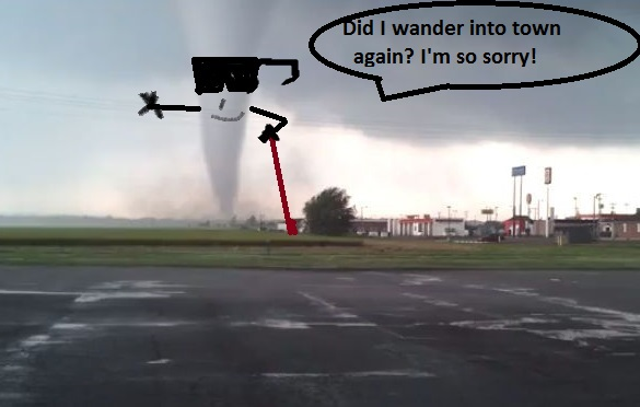 blind tornado facts about tornadoes fun cyclones damage images devastation storm chasers