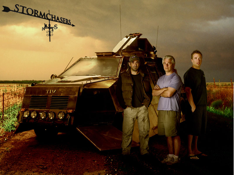 storm chasers tv show lame stupid joke funny silly