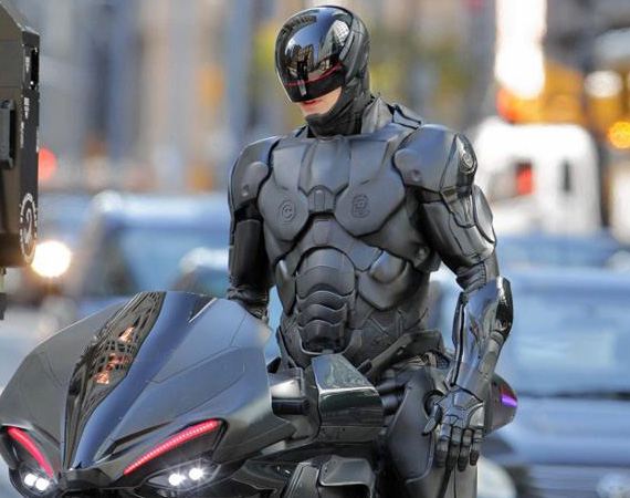 robocop motercycle bike move review