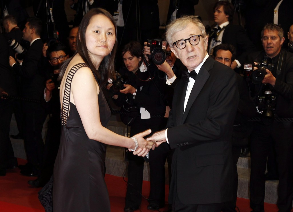 woody soon yi red carpet allegations mollestation