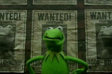 Hi Ho, Kermit the international terrorist here...