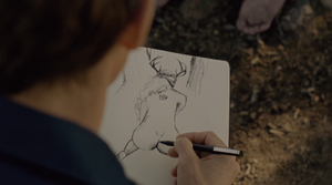 true detective drawing screen cap gramb