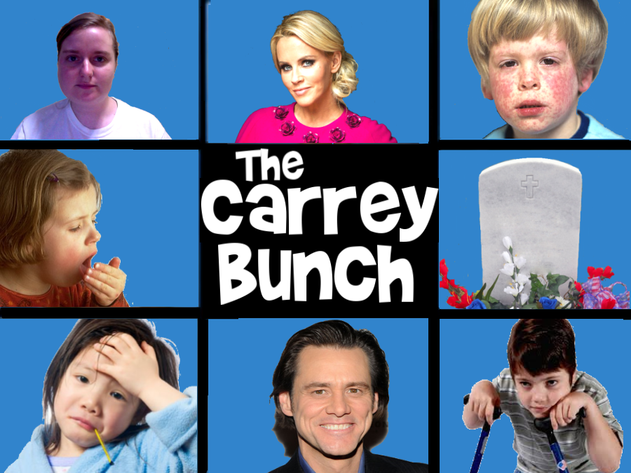 the carrey bunch jenny mccarthy leaves the view vaccination crazy nuts