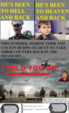 ToldYou liberal scum marine todd movie colton brash libcrush libcrushing